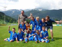 U10 Europameisterschaft in Windischgarsten