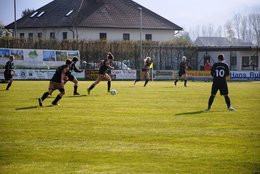 Niederlage gegen Union Geretsberg