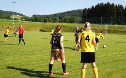 Meister der Frauenklasse Nord/ Ost + Spiel gegen Eidenberg