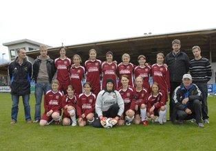 Mannschaftsfoto 2008/09